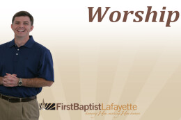 WORSHIP - The Person Who Worships