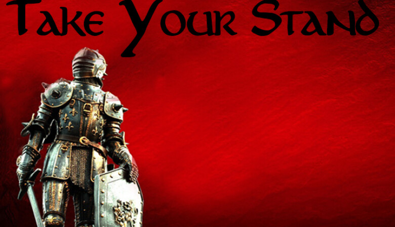TAKE YOUR STAND - Faith is the Victory | Sermons | First