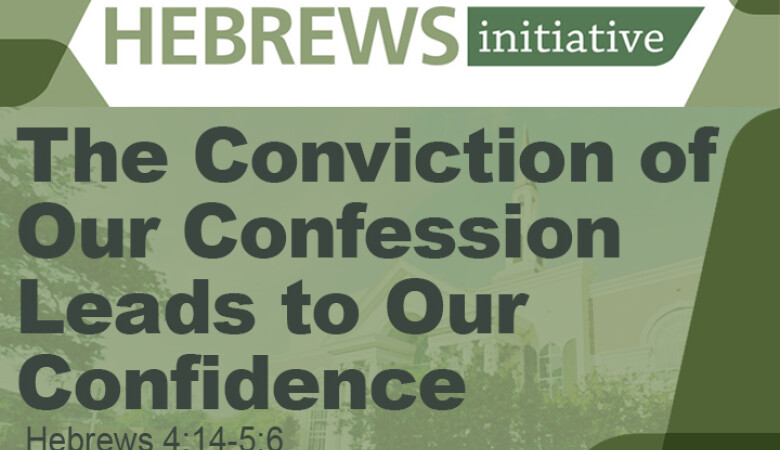 THE HEBREWS INITIATIVE: A Great Challenge from a Challenging