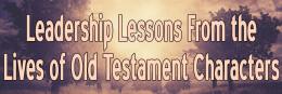 LEADERSHIP LESSONS: Josiah