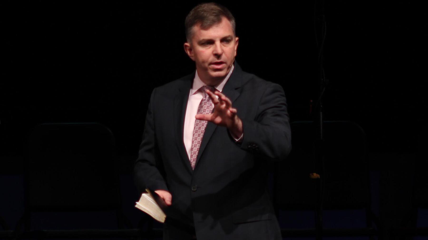 Pursue - January Sermon Series