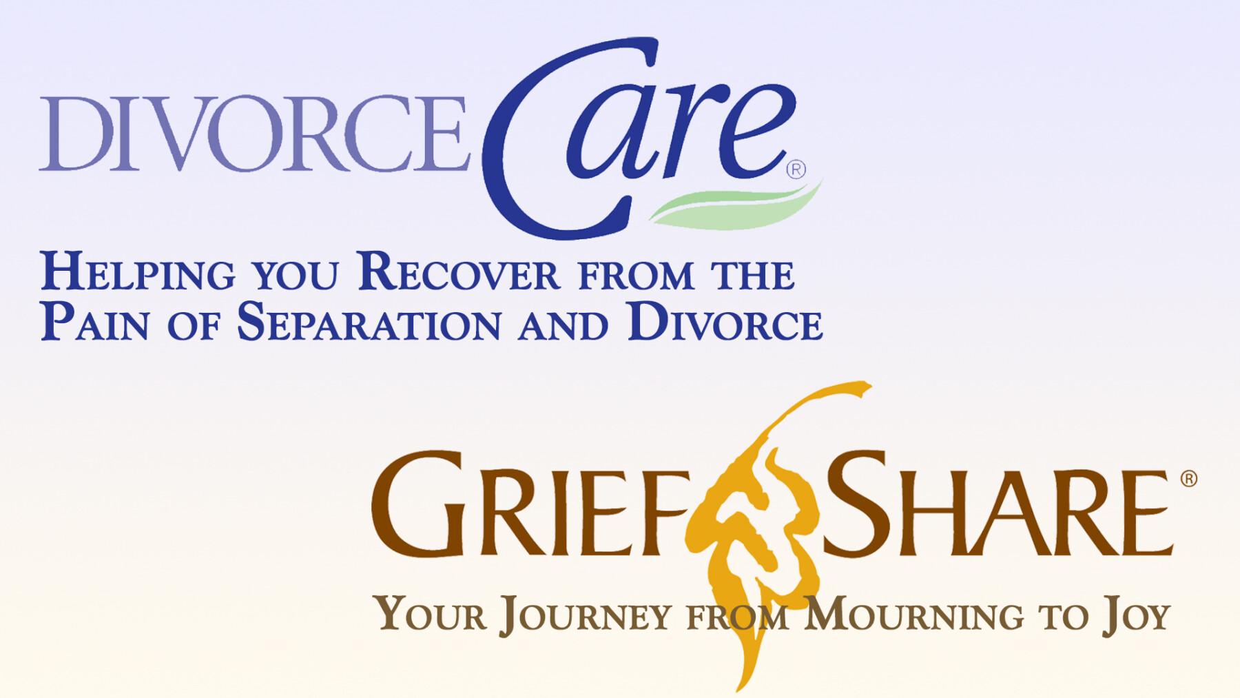 GriefShare / DivorceCare